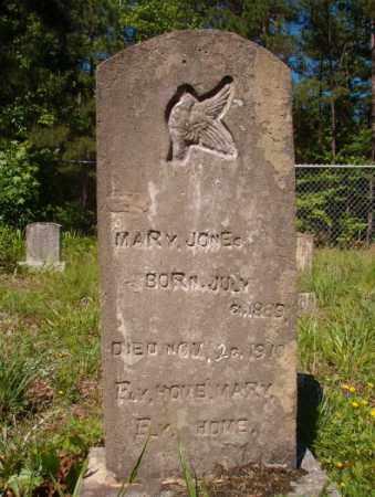 JONES, MARY - Columbia County, Arkansas   MARY JONES - Arkansas Gravestone Photos