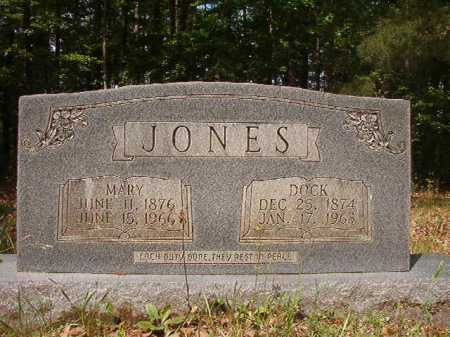 JONES, MARY - Columbia County, Arkansas | MARY JONES - Arkansas Gravestone Photos