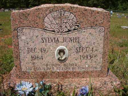 JUNIEL, SYLVIA - Columbia County, Arkansas | SYLVIA JUNIEL - Arkansas Gravestone Photos
