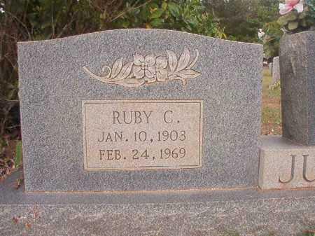 JURLS, RUBY C - Columbia County, Arkansas | RUBY C JURLS - Arkansas Gravestone Photos