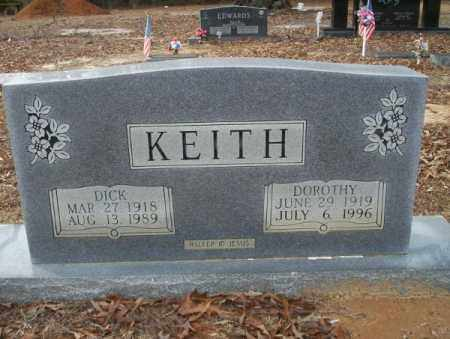 KEITH, DOROTHY - Columbia County, Arkansas | DOROTHY KEITH - Arkansas Gravestone Photos