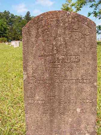 KENDRICK, WILLIE - Columbia County, Arkansas | WILLIE KENDRICK - Arkansas Gravestone Photos