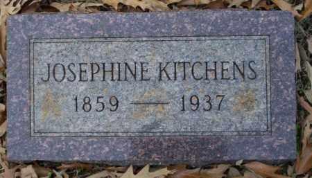KITCHENS, JOSEPHINE - Columbia County, Arkansas | JOSEPHINE KITCHENS - Arkansas Gravestone Photos