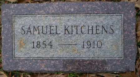 KITCHENS, SAMUEL - Columbia County, Arkansas | SAMUEL KITCHENS - Arkansas Gravestone Photos