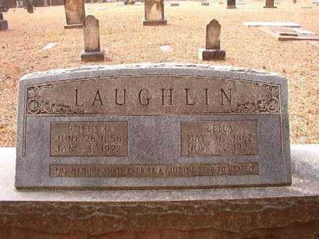 LAUGHLIN, RUFUS G - Columbia County, Arkansas | RUFUS G LAUGHLIN - Arkansas Gravestone Photos