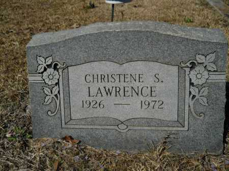 LAWRENCE, CHRISTENE S - Columbia County, Arkansas | CHRISTENE S LAWRENCE - Arkansas Gravestone Photos