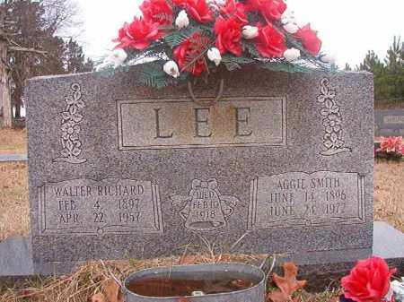 SMITH LEE, AGGIE - Columbia County, Arkansas | AGGIE SMITH LEE - Arkansas Gravestone Photos