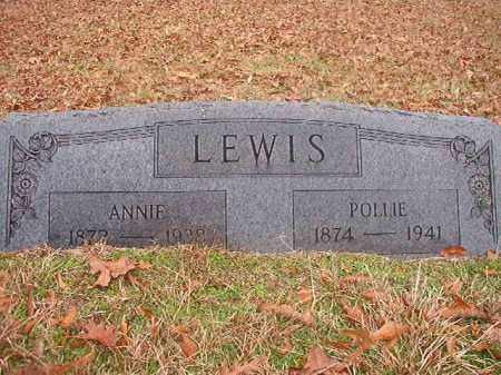 LEWIS, ANNIE - Columbia County, Arkansas | ANNIE LEWIS - Arkansas Gravestone Photos