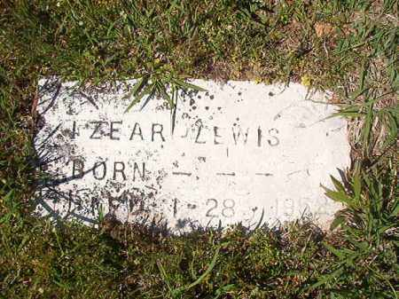 LEWIS, IZEAR - Columbia County, Arkansas | IZEAR LEWIS - Arkansas Gravestone Photos