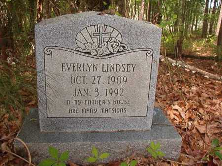 LINDSEY, EVERLYN - Columbia County, Arkansas | EVERLYN LINDSEY - Arkansas Gravestone Photos