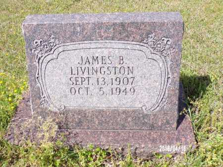 LIVINGSTON, JAMES B - Columbia County, Arkansas | JAMES B LIVINGSTON - Arkansas Gravestone Photos