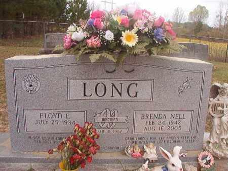 LONG, BRENDA NELL - Columbia County, Arkansas | BRENDA NELL LONG - Arkansas Gravestone Photos