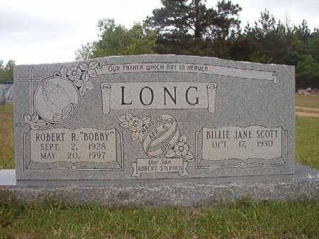 "LONG, ROBERT R ""BOBBY"" - Columbia County, Arkansas 