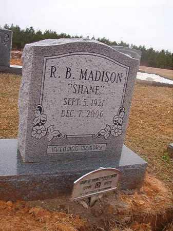 MADISON, R B - Columbia County, Arkansas | R B MADISON - Arkansas Gravestone Photos