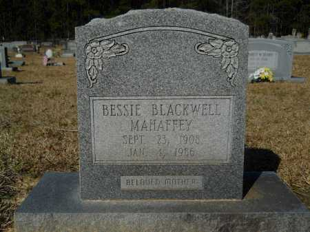 MAHAFFEY, BESSIE - Columbia County, Arkansas | BESSIE MAHAFFEY - Arkansas Gravestone Photos