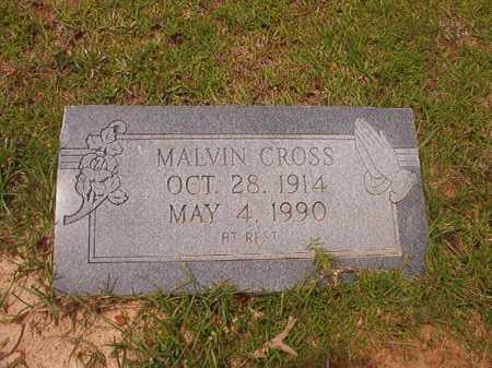 MALVIN, CROSS - Columbia County, Arkansas | CROSS MALVIN - Arkansas Gravestone Photos