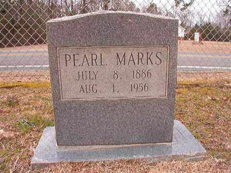 MARKS, PEARL - Columbia County, Arkansas | PEARL MARKS - Arkansas Gravestone Photos