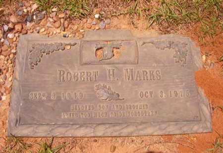 MARKS, ROBERT H - Columbia County, Arkansas | ROBERT H MARKS - Arkansas Gravestone Photos