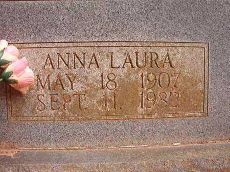 MARLAR, ANNA LAURA - Columbia County, Arkansas | ANNA LAURA MARLAR - Arkansas Gravestone Photos