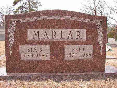 MARLAR, BEE C - Columbia County, Arkansas | BEE C MARLAR - Arkansas Gravestone Photos