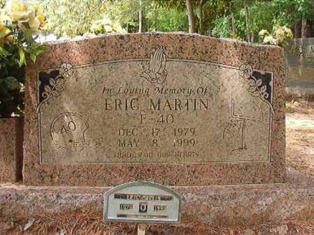 MARTIN, ERIC - Columbia County, Arkansas | ERIC MARTIN - Arkansas Gravestone Photos