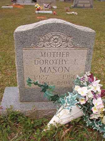 MASON, DOROTHY L - Columbia County, Arkansas | DOROTHY L MASON - Arkansas Gravestone Photos