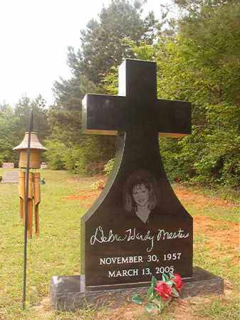 MASTERS, DEBRA - Columbia County, Arkansas | DEBRA MASTERS - Arkansas Gravestone Photos