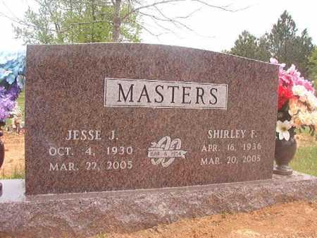 MASTERS, SHIRLEY F - Columbia County, Arkansas | SHIRLEY F MASTERS - Arkansas Gravestone Photos