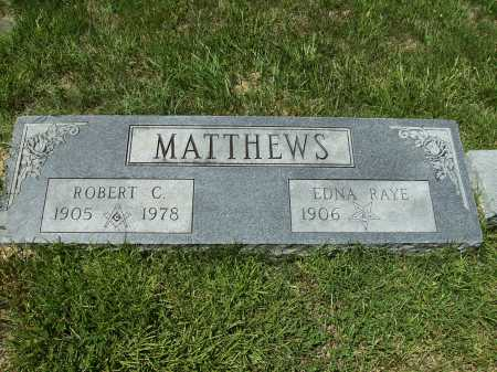 MATTHEWS, ROBERT C - Columbia County, Arkansas | ROBERT C MATTHEWS - Arkansas Gravestone Photos