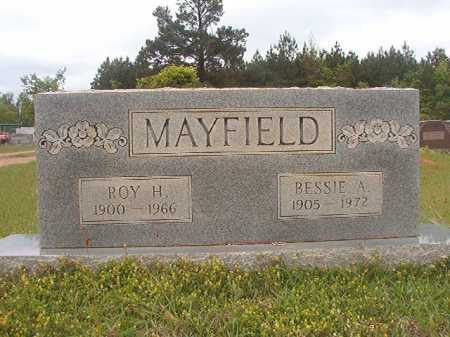 MAYFIELD, ROY H - Columbia County, Arkansas | ROY H MAYFIELD - Arkansas Gravestone Photos
