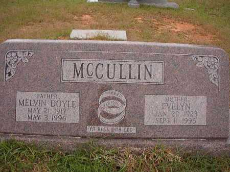 MCCULLIN, EVELYN - Columbia County, Arkansas | EVELYN MCCULLIN - Arkansas Gravestone Photos