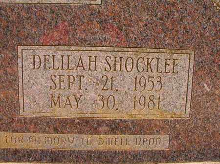 MCDONALD, DELILAH - Columbia County, Arkansas | DELILAH MCDONALD - Arkansas Gravestone Photos
