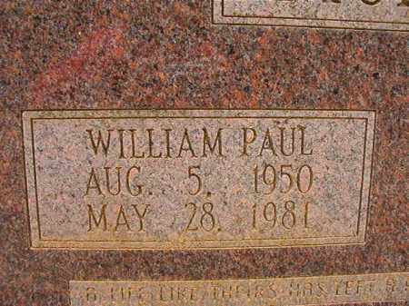MCDONALD, WILLIAM PAUL - Columbia County, Arkansas | WILLIAM PAUL MCDONALD - Arkansas Gravestone Photos