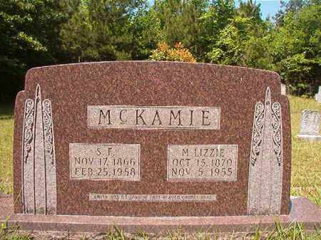 MCKAMIE, M LIZZIE - Columbia County, Arkansas | M LIZZIE MCKAMIE - Arkansas Gravestone Photos