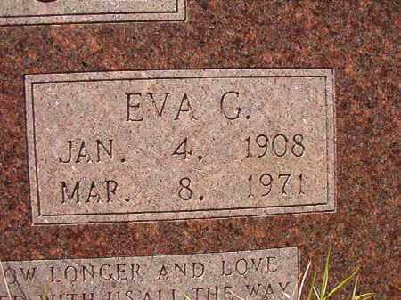 MCLENDON, EVA G - Columbia County, Arkansas | EVA G MCLENDON - Arkansas Gravestone Photos