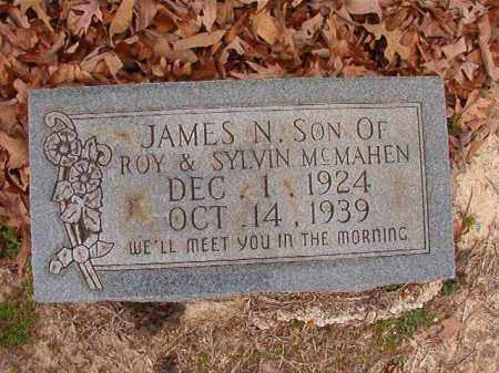 MCMAHEN, JAMES N - Columbia County, Arkansas | JAMES N MCMAHEN - Arkansas Gravestone Photos
