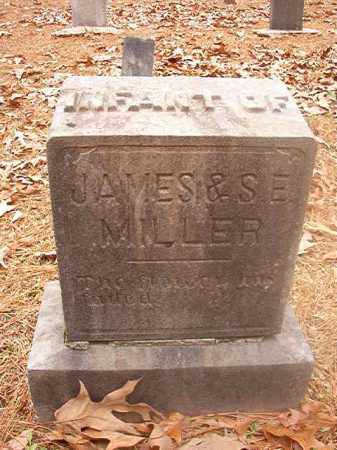 MILLER, INFANT - Columbia County, Arkansas | INFANT MILLER - Arkansas Gravestone Photos
