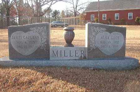 MILLER, JAMES GAUGHAN - Columbia County, Arkansas | JAMES GAUGHAN MILLER - Arkansas Gravestone Photos