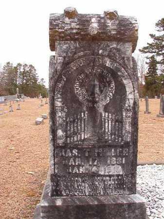 MILLER, JAMES T - Columbia County, Arkansas   JAMES T MILLER - Arkansas Gravestone Photos