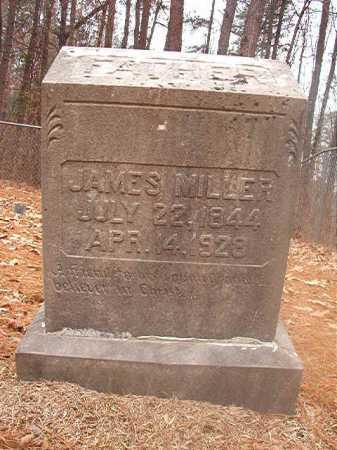 MILLER, JAMES - Columbia County, Arkansas | JAMES MILLER - Arkansas Gravestone Photos