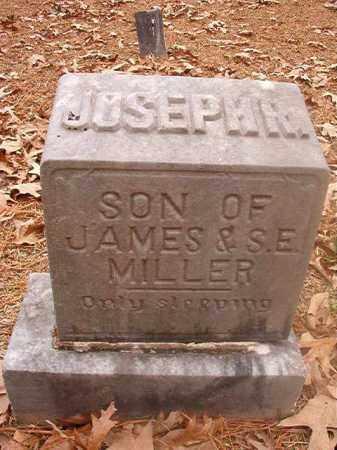 MILLER, JOSEPH R - Columbia County, Arkansas | JOSEPH R MILLER - Arkansas Gravestone Photos