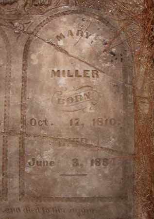 MILLER, MARY - Columbia County, Arkansas | MARY MILLER - Arkansas Gravestone Photos