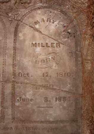 MILLER, MARY - Columbia County, Arkansas | MARY MILLER - Arkansas Gravestone Photos