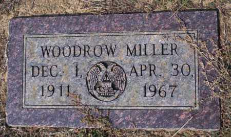 MILLER, WOODROW - Columbia County, Arkansas | WOODROW MILLER - Arkansas Gravestone Photos