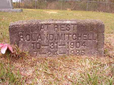 MITCHELL, ROLAND - Columbia County, Arkansas | ROLAND MITCHELL - Arkansas Gravestone Photos