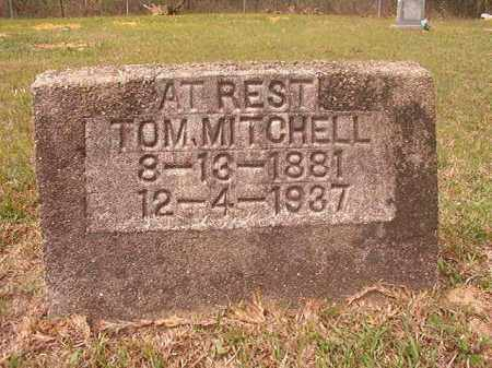 MITCHELL, TOM - Columbia County, Arkansas | TOM MITCHELL - Arkansas Gravestone Photos