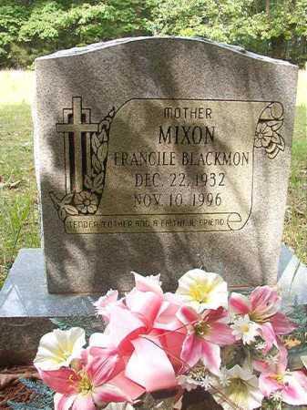 MIXON, FRANCILE - Columbia County, Arkansas | FRANCILE MIXON - Arkansas Gravestone Photos