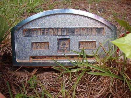 MIXON, TIFFANY L - Columbia County, Arkansas | TIFFANY L MIXON - Arkansas Gravestone Photos