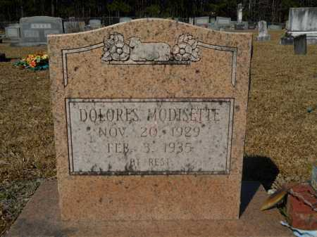 MODISETTE, DELORES - Columbia County, Arkansas | DELORES MODISETTE - Arkansas Gravestone Photos