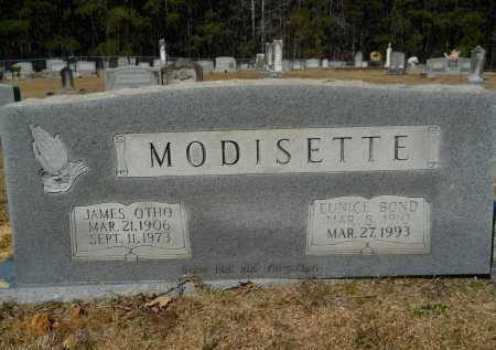 MODISETTE, JAMES OTHO - Columbia County, Arkansas | JAMES OTHO MODISETTE - Arkansas Gravestone Photos